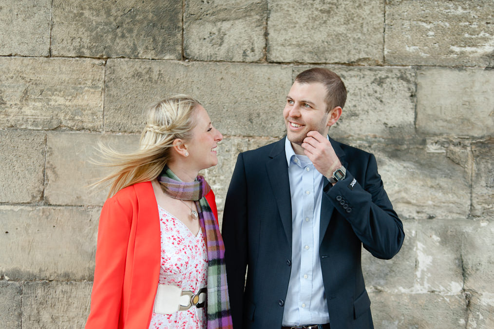 Sarah & Ben Engagement Shoot Roche Abbey Worksop Wedding Photographer