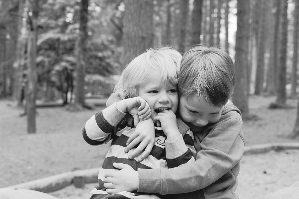 Family, Brothers, Sherwood Pines, Worksop Photographer