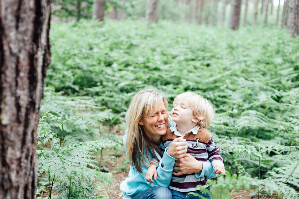 Merrills Family Photo Shoot. Worksop Family Photography, Sherwood pines