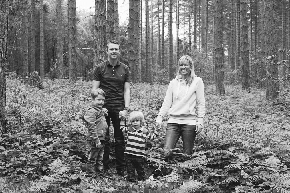 Family, Brothers, Portraits, Sherwood Pines