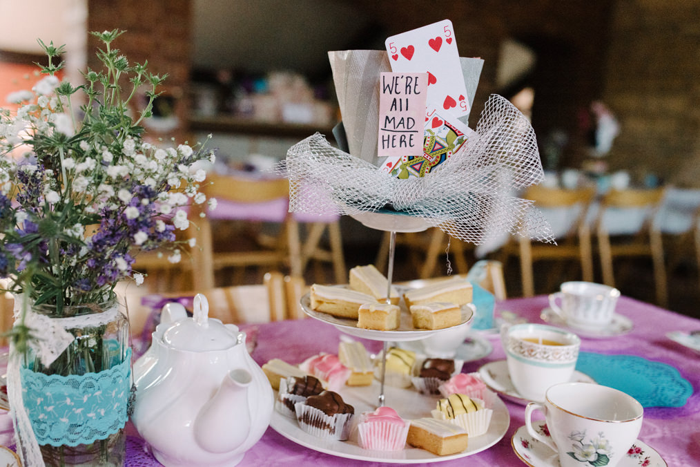 afternoon tea alternative wedding photographer nottingham