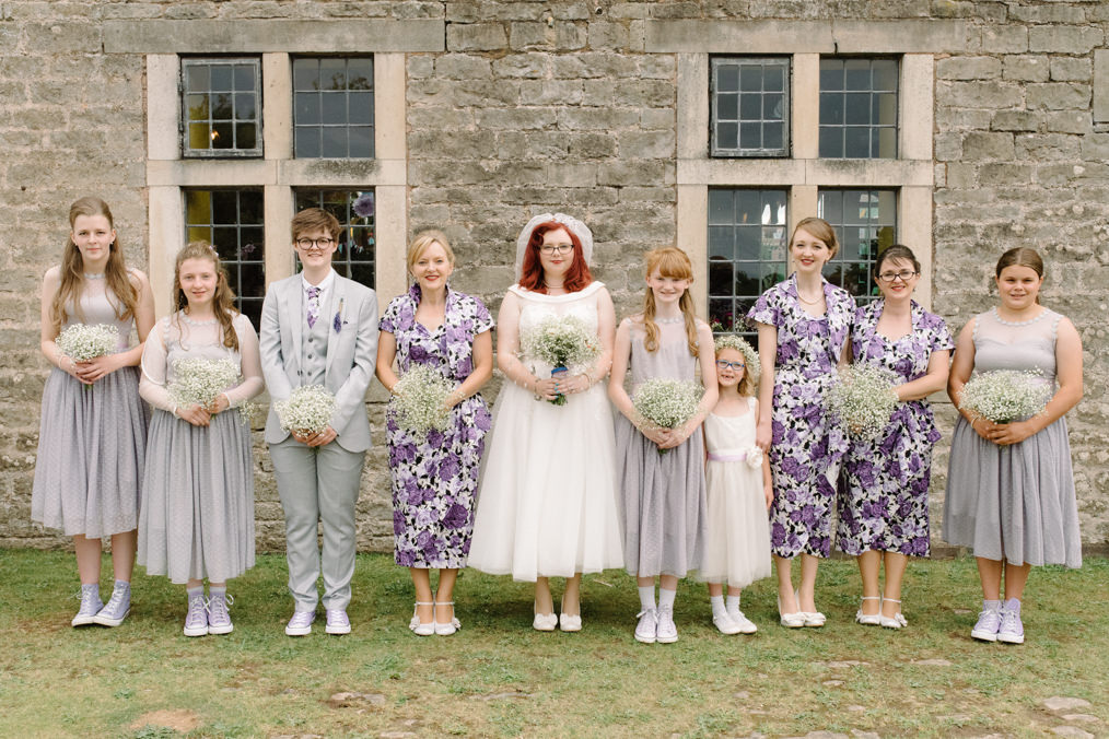 lindy bop bridesmaids nottingham