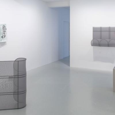 installation view.