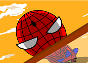 Spiderman spel