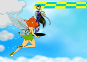 Winx Flying Away