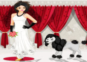 Poodle Wedding