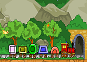 Shape Train 2