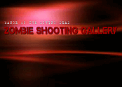 Zombie Shooting Gallery