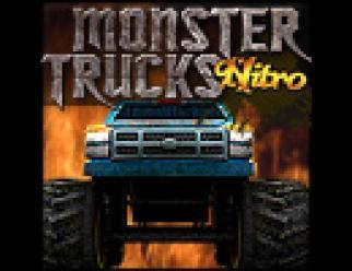 Monstre Camions Nitro