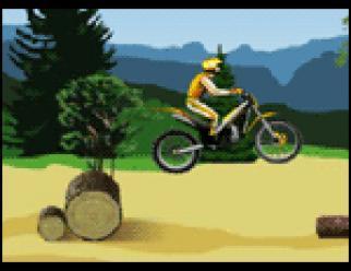 Cascade Moto Tout-Terrain