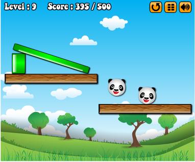 Pandas Elégants
