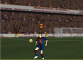 Messi's 4 Ballon d'Or Keepy Uppy