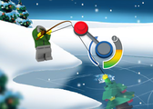 LEGO: Tree Fishing