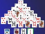 Pasjans Pyramid Solitaire Deluxe