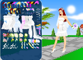 Anime Bride Dress Up Game