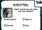 Zombie Quiz