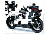 Suzuki Bike Jigsaw
