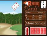 Raining Cards