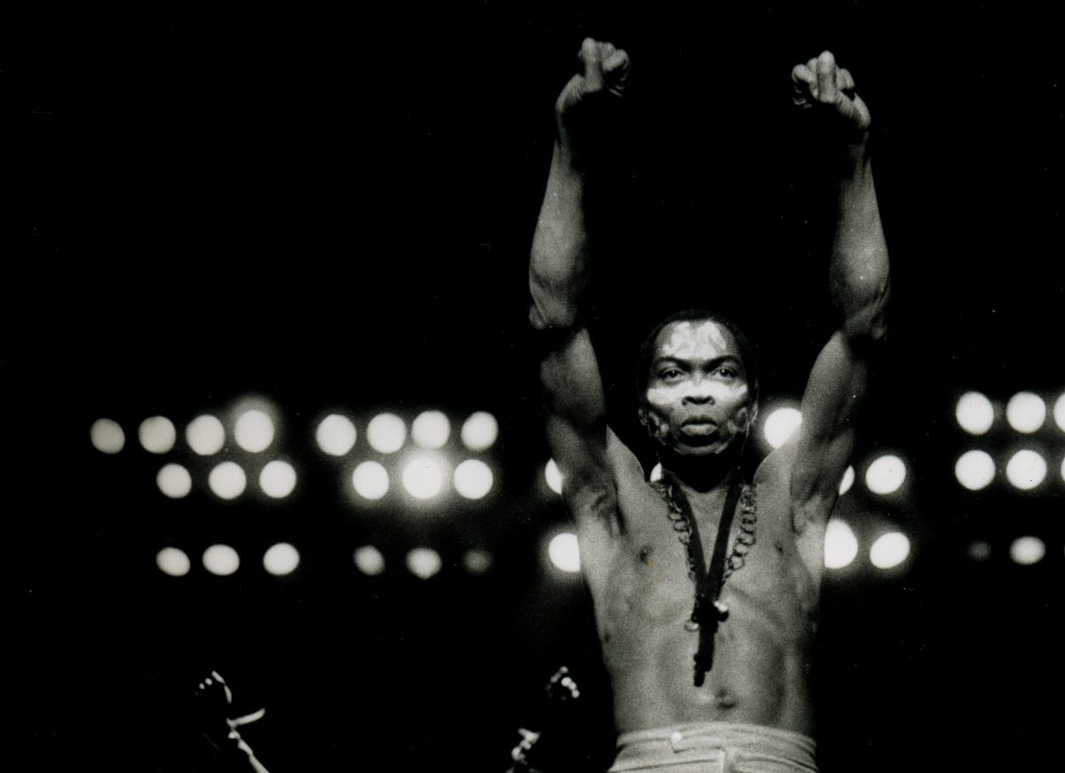 Fela Kuti - liked it big