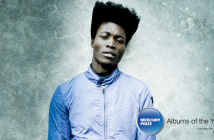 Benjamin Clementine wins the Mercury Prize 2015
