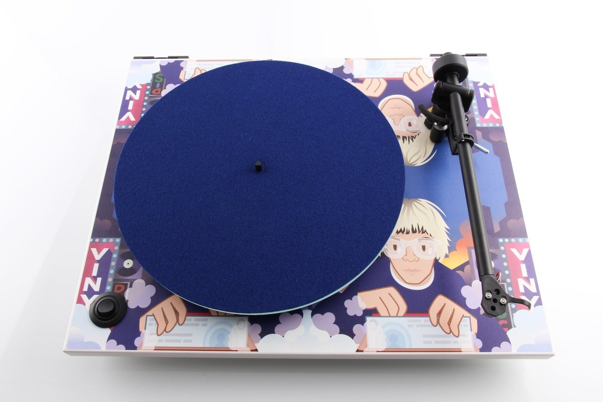 Tim Book Two turntable