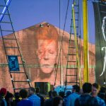 Bowie Projection