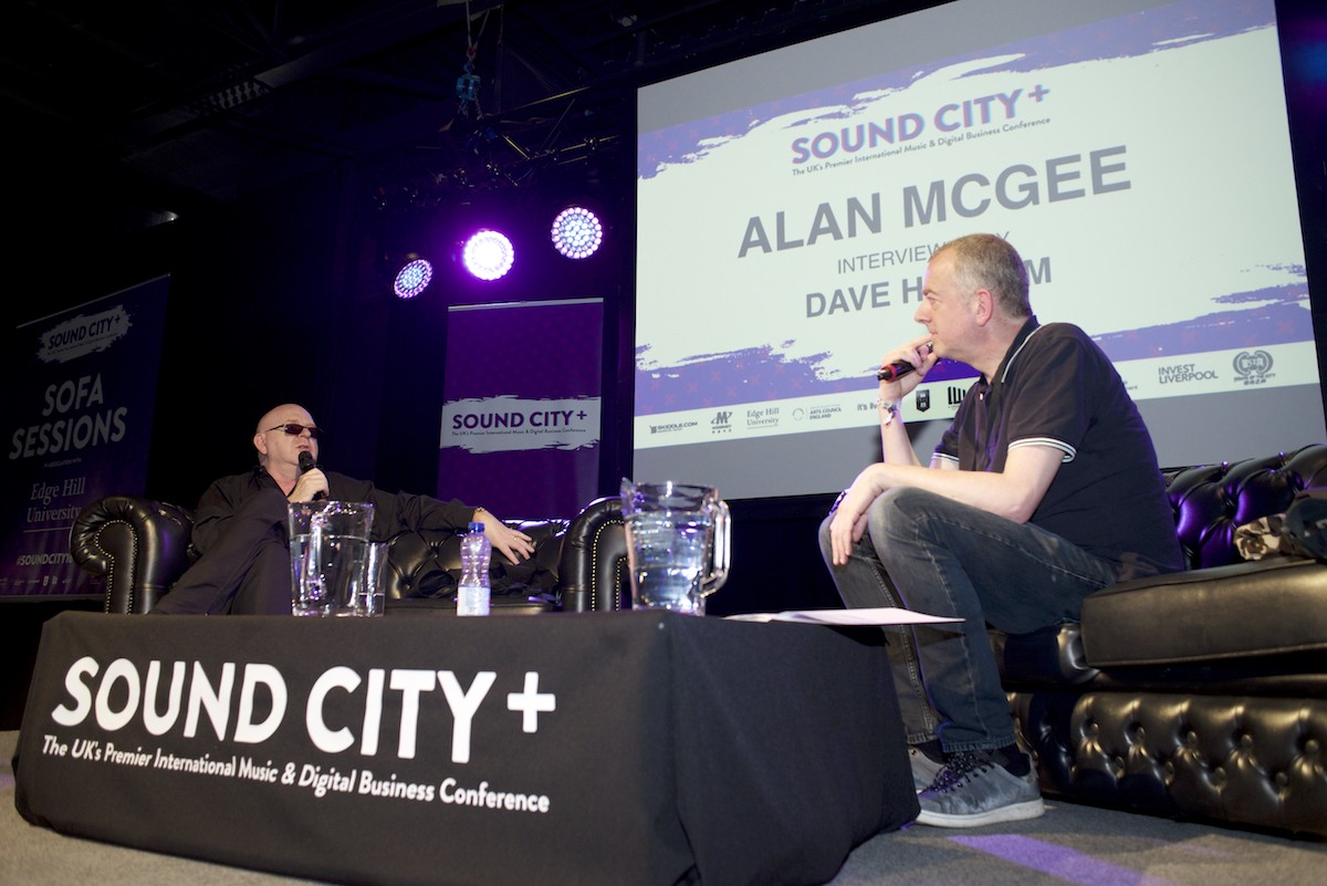 In conversation with Alan McGee