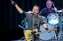 Springsteen at the Etihad Stadium