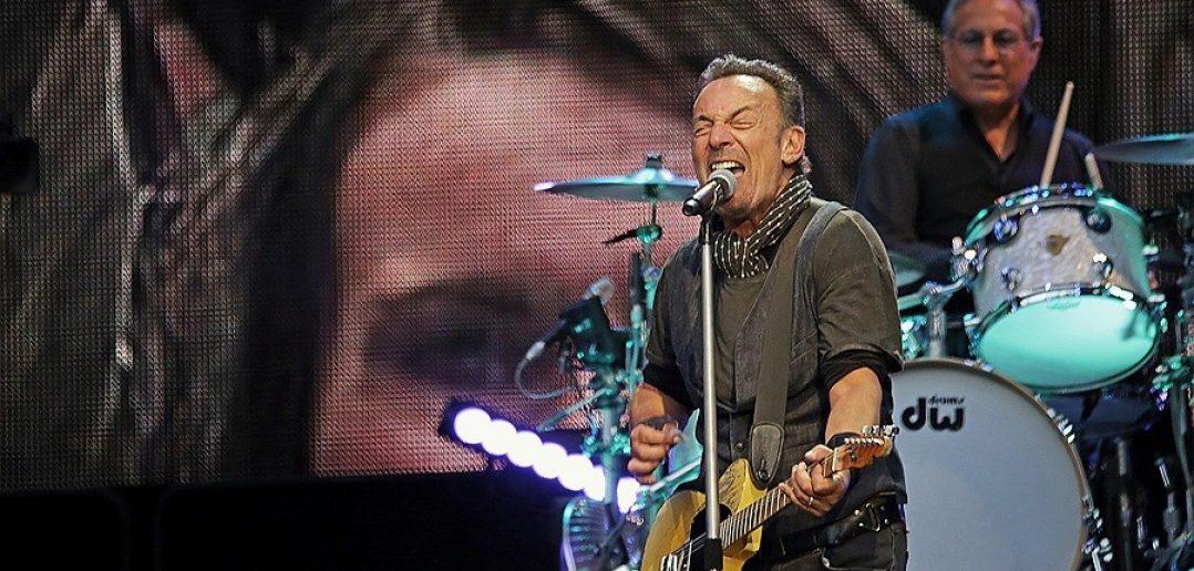 Springsteen at the Etihad Stadium