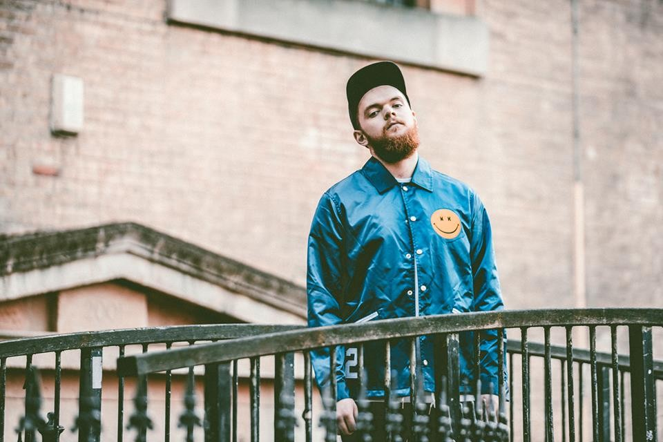 Jack Garratt (photo credit: Daniel A. Harris/artist Facebook)