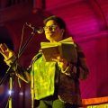 Jackie Kay (photo courtesy of Neu! Reekie!)