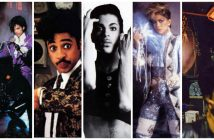 Prince, along with proteges Morris Day and Sheila E