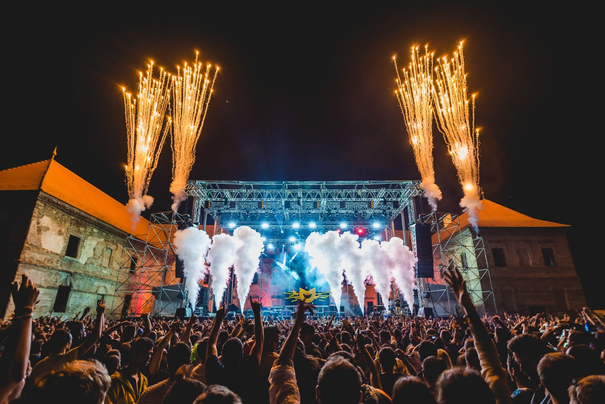 Electric Castle main stage 2015