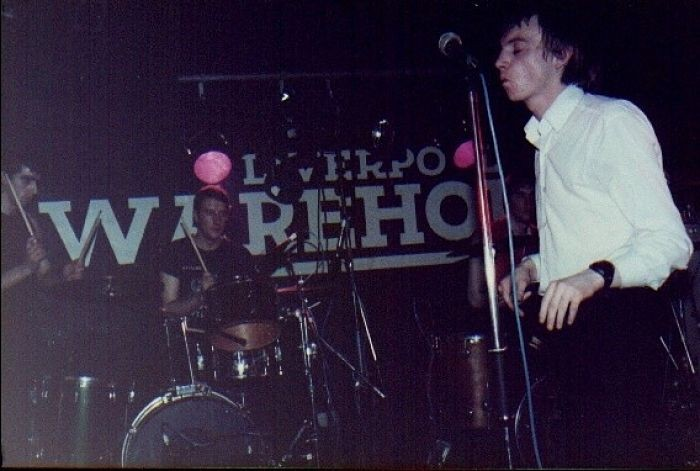 The Fall at The Warehouse - pic courtesy of