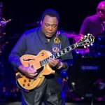 George Benson at the Philharmonic Hall