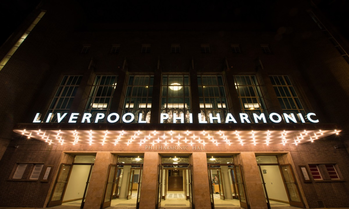 Liverpool's Philharmonic Hall (Credit: Royal Liverpool Philharmonic)