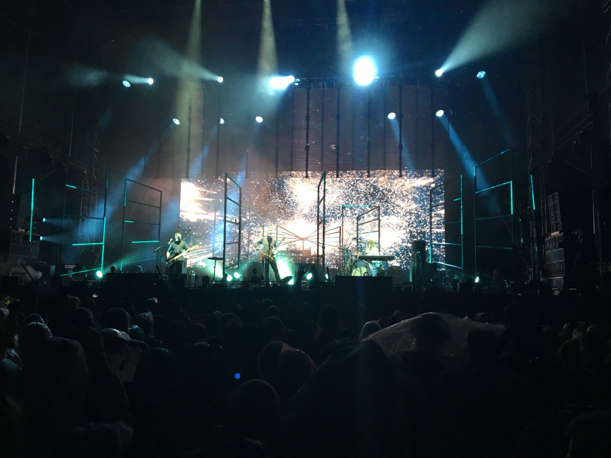 Sigur Ros at Main Stage, 2016