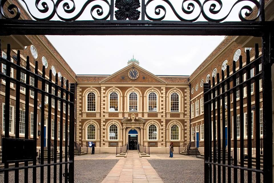 The Bluecoat today - image courtesy of the Bluecoat Facebook page