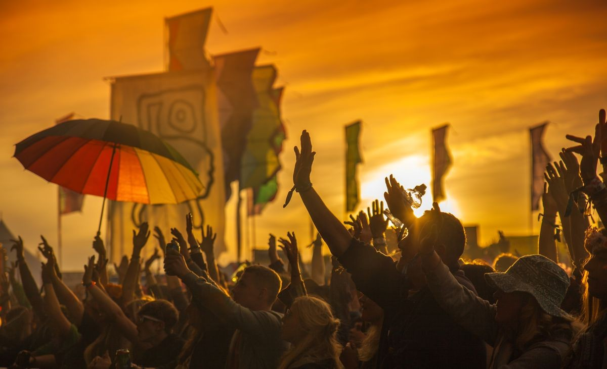 Summer night at Beatherder