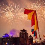 Fortress Fireworks