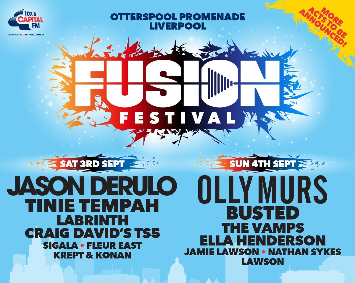 Fusion Festival Lineup