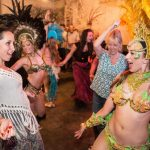 Samba dancing by Viva-Brasil