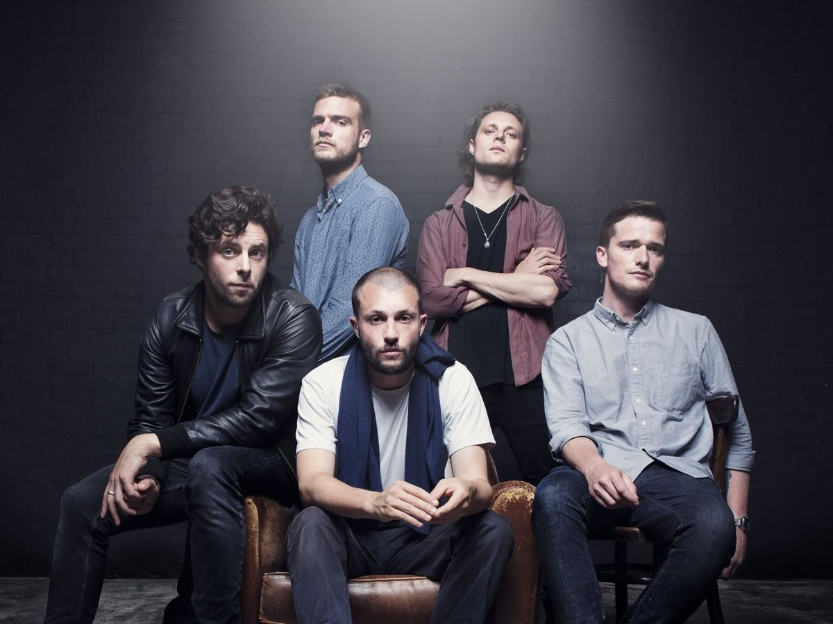 The Maccabees - photo from www.shortlist.com