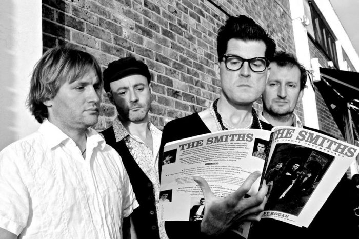 The Smyths (Credit; artists Facebook page)