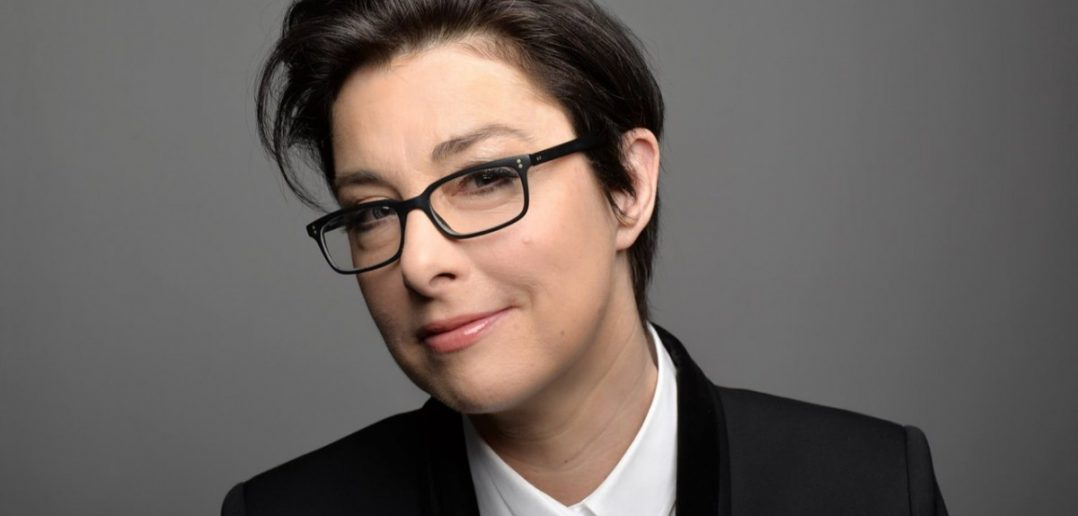 Sue Perkins (Photo credit: Liverpool Philharmonic Hall website)
