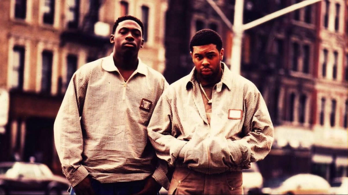 Pete Rock and CL Smooth - taken from artists YouTube