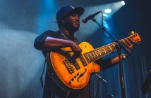 Thundercat in Gothenburg Studios at Stay Out West