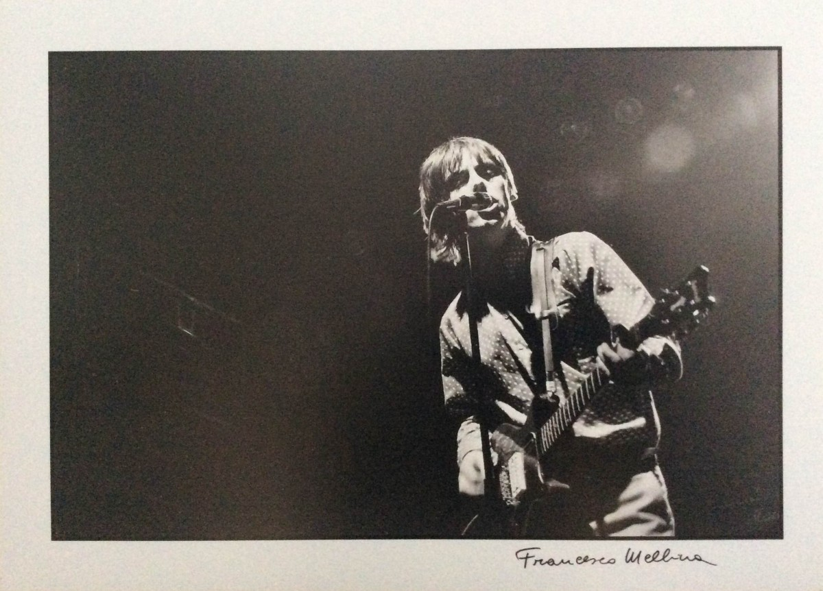 Paul Weller Royal Court 1981