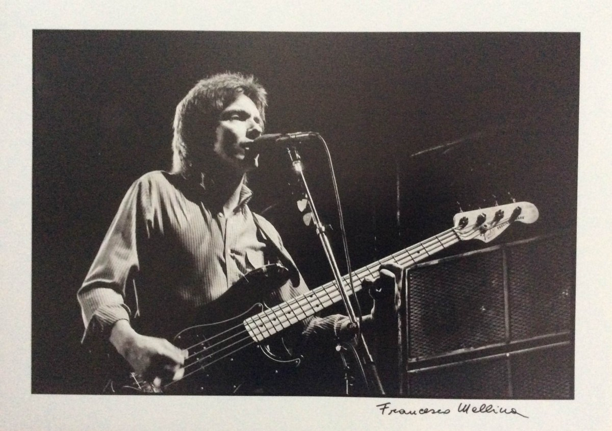 Bruce Foxton Royal Court 1981