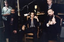 Nick Cave & The Bad Seeds (Credit:Cat Stevens)